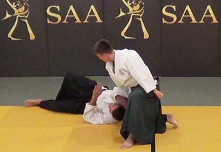 Aikido Shiho Nage Intended Completion