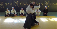 Suomin Aikido Academy Video Thumbnail - Aikido Technique as a Creational Process - Suomin Aikido Academy
