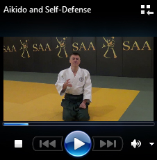 Aikido and Self-Defence