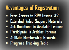 Registration Advantage